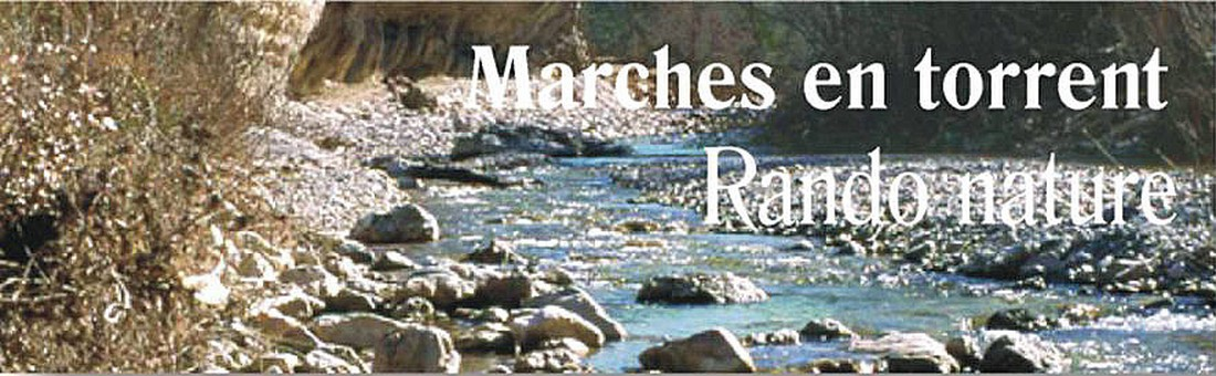 marches en torrent